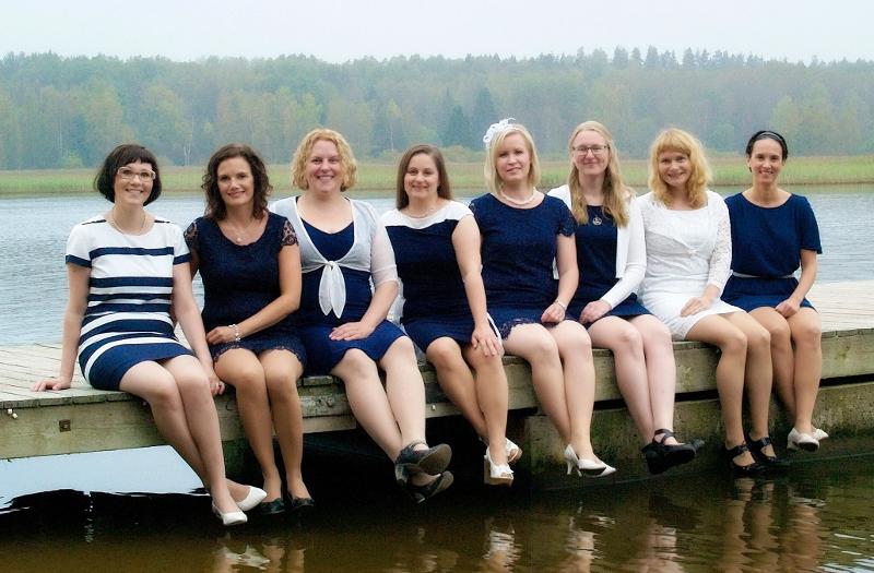 Lauluyhtye Eloisa / Kuva: Tanja Kuivalainen